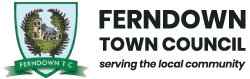 Ferndown Town Council logo