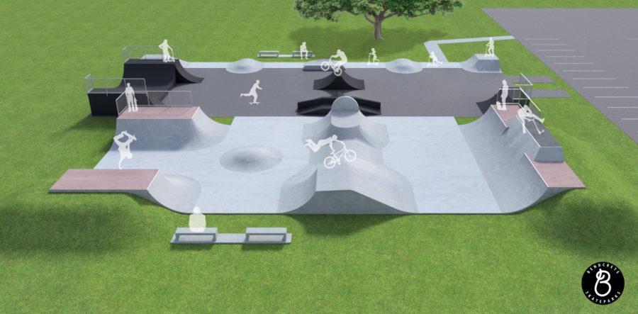 Ferndown Wheelpark Final Design Sept 2020