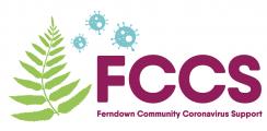 Ferndown Community Coronavirus Support Logo