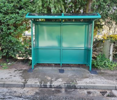 Wimborne Road East Bus Shelter Replacement