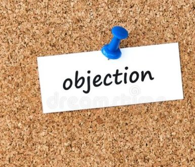 Objection Planning Application
